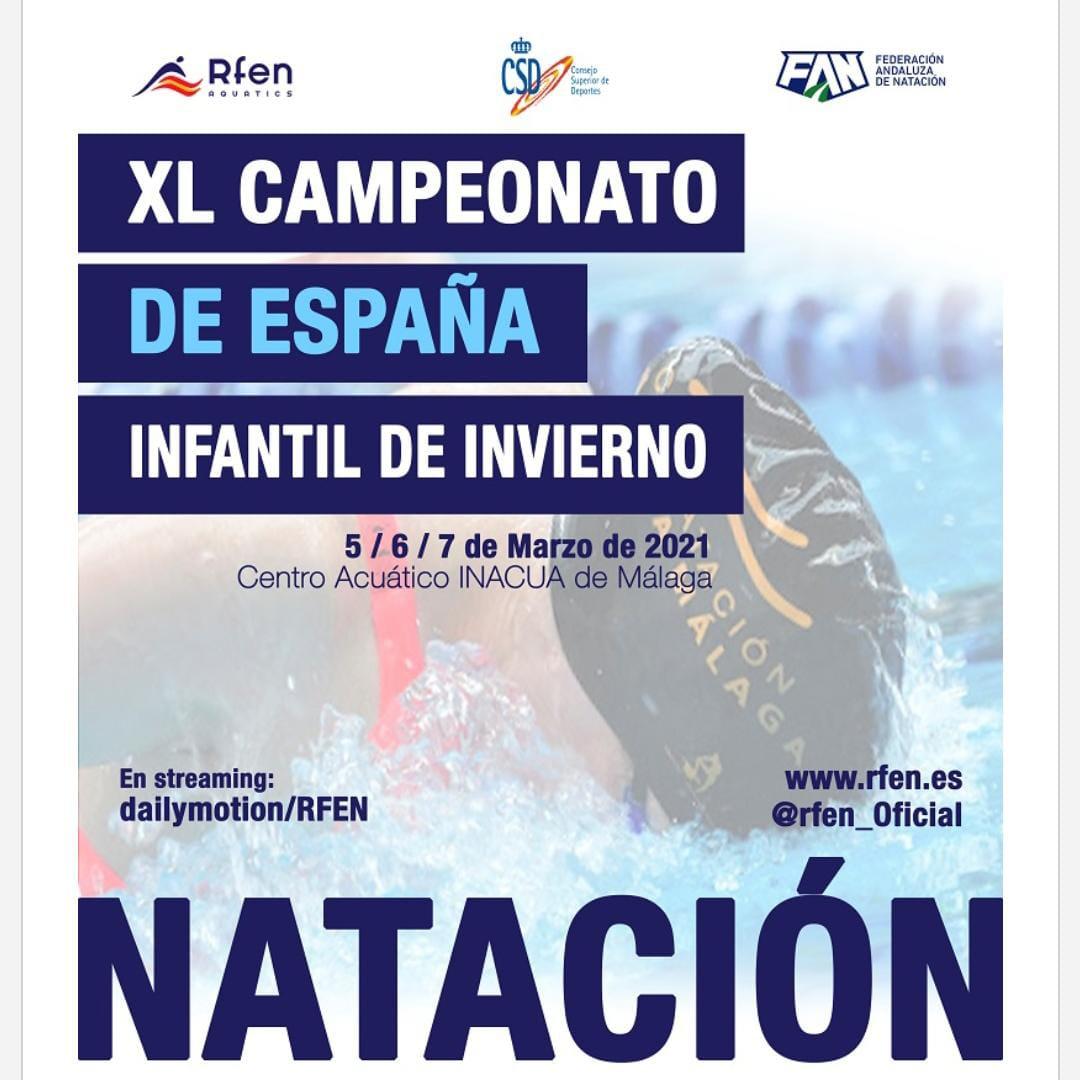 RESUMEN XL CTO. DE ESPAÑA INFANTIL DE INVIERNO 2021