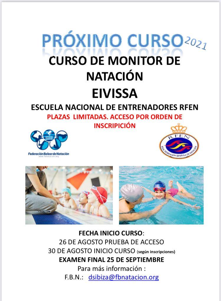 CONVOCATORIA CURSO DE MONITOR