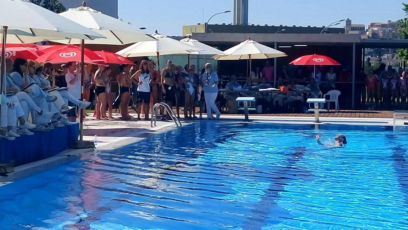 Resultados del Campeonato de Baleares de Sincro, celebrado en Ibiza los días 10 y 11 de junio de 2017