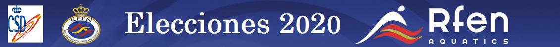 ELECCIONES PRESIDENCIA RFEN PERIODO 2020-2024