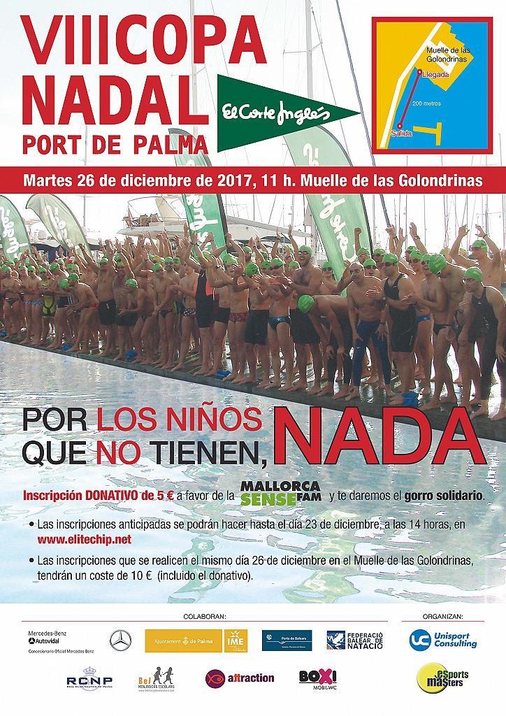VIII TRAVESIA DEL PORT DE PALMA (COPA NADAL) 2017