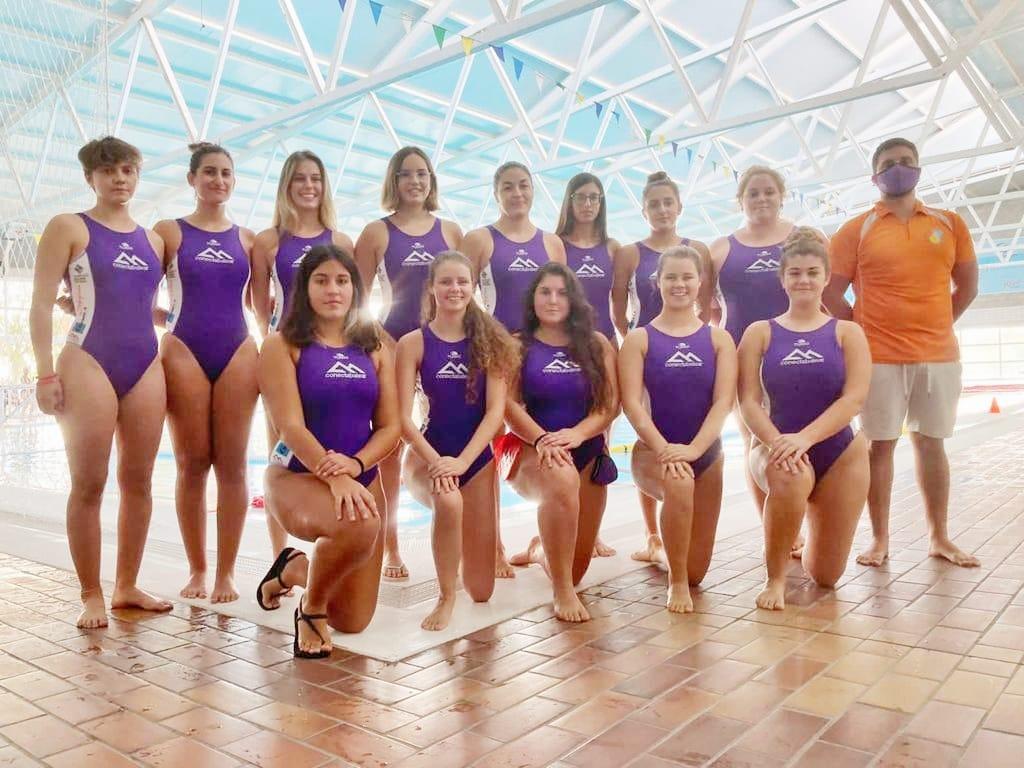 Mallorca Waterpolo Club Campeonas de Liga 2020/21