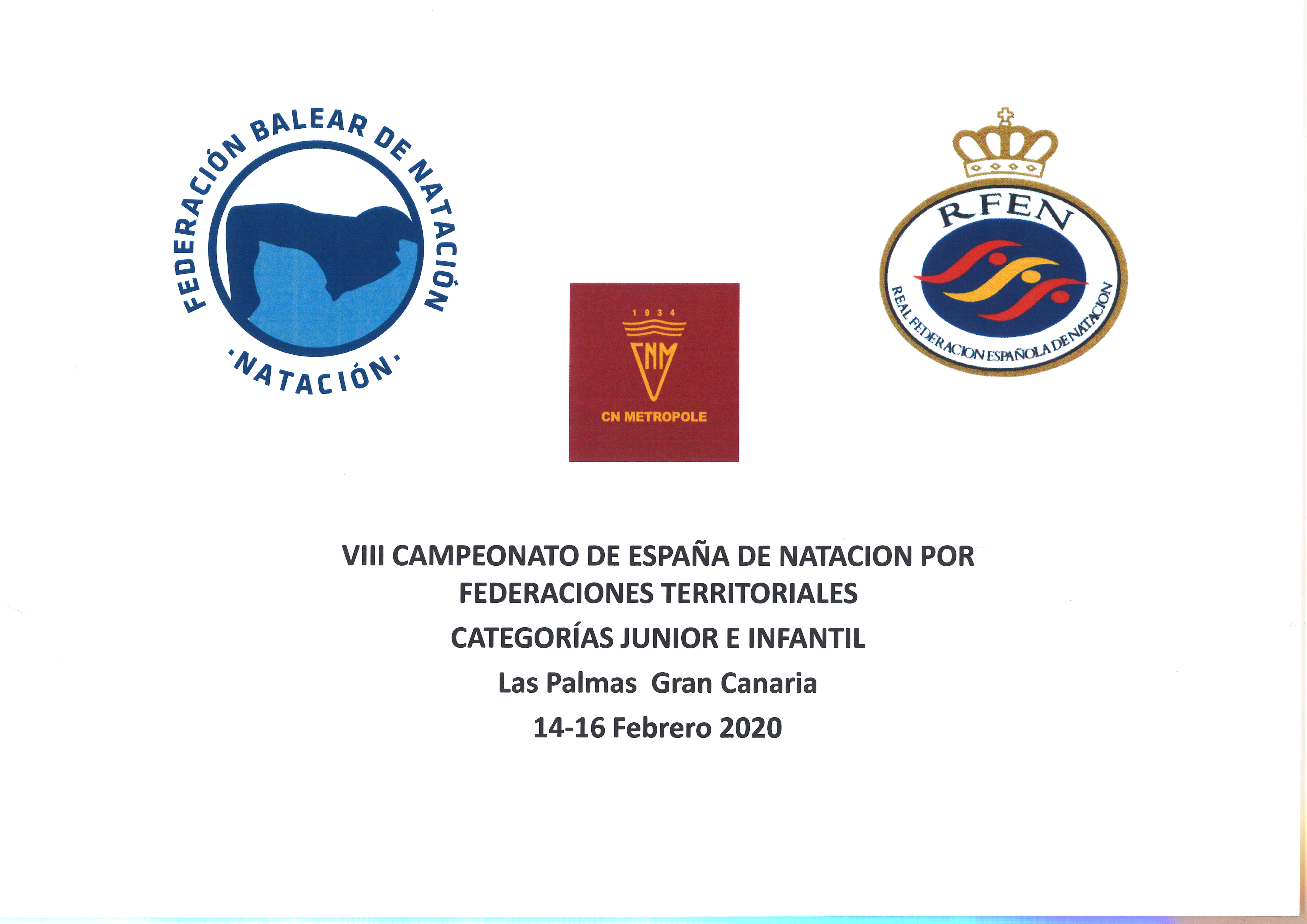 LISTADO DE CONVOCADOS/AS PARA EL VIII CTO.DE ESPAÑA DE FFTT JUNIOR E INFANTIL (actualizado)