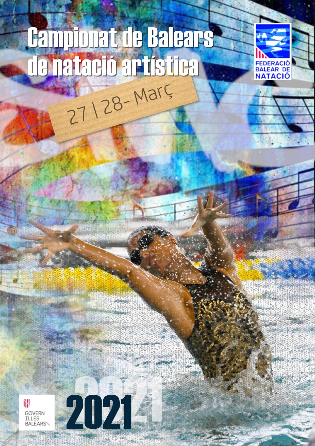CAMPEONATO DE BALEARES DE INVIERNO DE NATACIÓN ARTÍSTICA