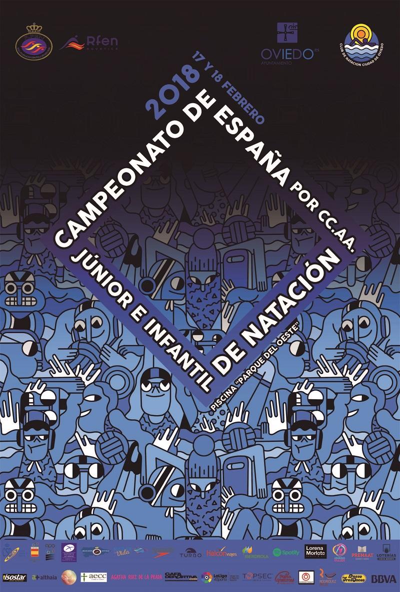 CTO. DE ESPAÑA JUNIOR-INFANTIL POR CC.AA
