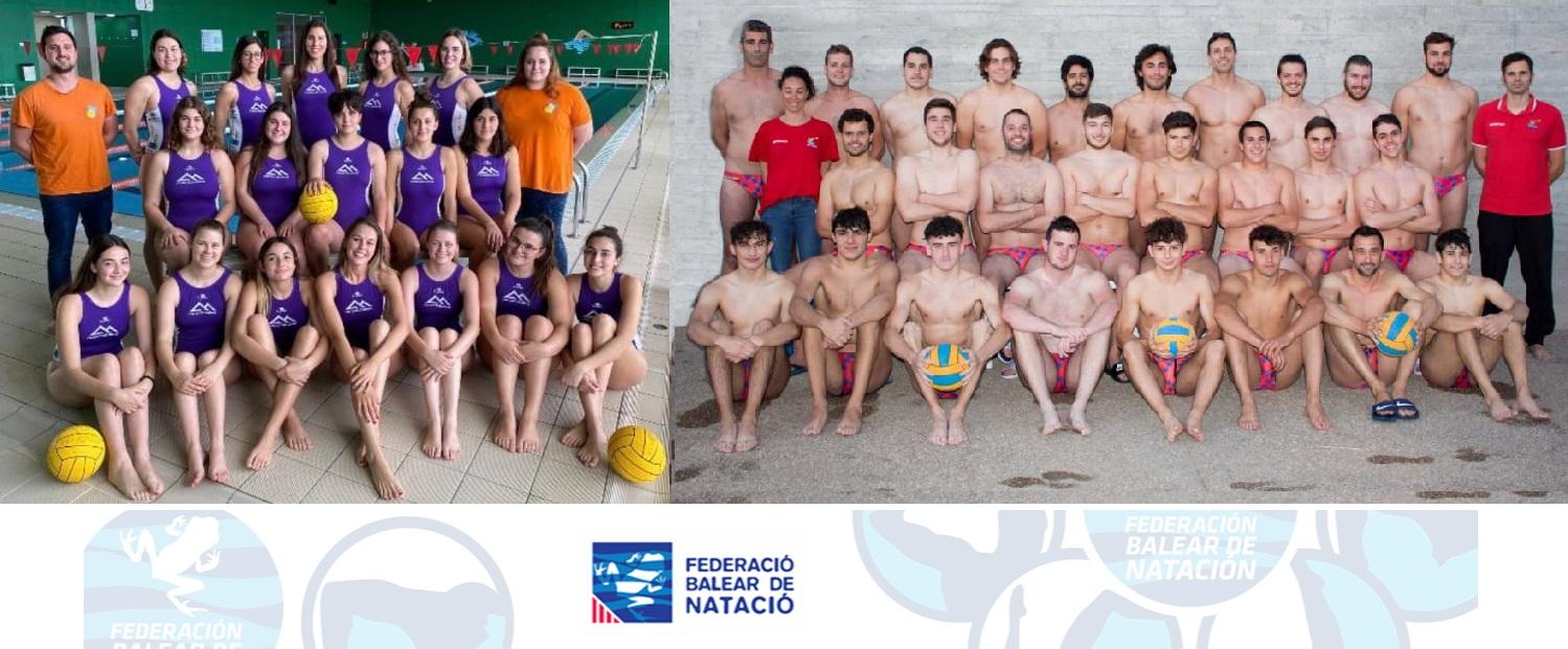 C.N. Ciutat de Palma y Mallorca WC inician las Fases de Ascenso para categoría nacional