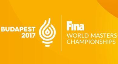 17th Campeonato del Mundo FINA Masters Budapest 2017